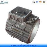 OEM на заказ утюг CNC литой детали рамы двигателя