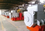 генератор газифицированием возобновляющей энергии 500kw приведенный в действие с биомассой