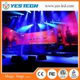 Caliente-Venta del módulo a todo color de P4.8mm LED para la sala de reunión, etapa, haciendo publicidad, demostración del partido