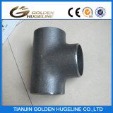 T dell'accessorio per tubi della saldatura di testa di ASTM A420 Wpl6