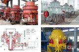 Großes Capacity Cone Crusher durch Audited Supplier