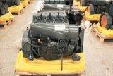 공기는 4개의 치기 디젤 엔진 F4l912를 냉각했다