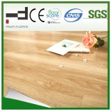 8mm White Oak 2 Strips em relevo Surface Waxed HDF Laminate Flooring