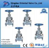 Industriële API Dn 100 de Klep van de Poort van het Roestvrij staal met Prijzen