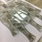 De nieuwe Tegel van het Mozaïek van het Glas van het Patroon van de Steen Kunst Gelamineerde voor Muur