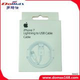 De mobiele van de Telefoon Toebehoren Getelegrafeerde van de Bliksem Kabel van usb- Gegevens voor iPhone 7