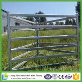 2017 Hot Sale 2.9m Longueur Oval Rail HDG Goat Panel