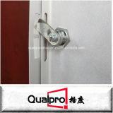 Painel de acesso do metal de folha com fechamento de cilindro AP7030