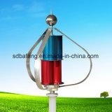 Generatore di turbina verticale del vento della sospensione a magnete permanente di modello della terra rara Q2 con 300W