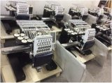 8 Head Hat Computerized Embroidery Machine para Hat T-Shirt Flat Embroidery