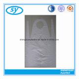 De Witte Beschikbare Schort van het polyethyleen voor Volwassenen