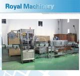 Máquina de etiquetado de alta velocidad de la funda del fabricante de China
