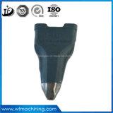 Duim van de Emmer van het Graafwerktuig van de Delen van het Graafwerktuig van het smeedstuk de de Mini/Tanden van de Emmer (PC250)