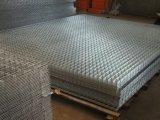 Heiße eingetauchte galvanisierte geschweißte Maschendraht-Panels