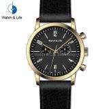 Nuovo orologio classico svizzero dell'uomo di affari