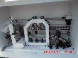 Holzbearbeitung-Maschinerie Belüftung-Rand-Banderoliermaschine mit dem Eckaufrunden