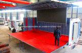 JAC 3 Wellen-Qualität 80 Quadratmeter bewegliches Stadiums-durchführenlkw-