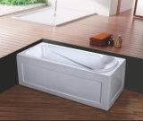 Tablier acrylique de rectangle/baignoire simple de jupe (BNG2019)