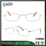Diseño de última lectura de metal de alta calidad gafas Gafas gafas