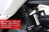 Motocicleta elétrica do freio de disco E da motocicleta do esporte sem escova