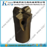 Tipo de cruz de carboneto de tungstênio Brocas de broca de rocha 51mm