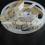 Tira de LED flexible SMD 2835 luz de la banda ajustable de CCT.