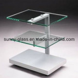 стекло полки 6/8mm для комнаты ливня/встречное для Load-Bearing