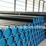 API 5L A106/A53 Gr. B A179/A192 X42 X52 St37 S52の継ぎ目が無い鋼管(パイプラインの管)