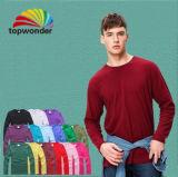 각종 색깔, 크기, 물자 및 디자인에 있는 주문 긴 소매 t-셔츠