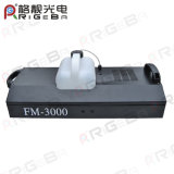 Новая машина тумана дыма конструкции 3000W DMX512