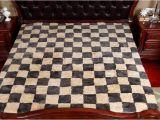 Cubierta de colchón suave y cómoda genuina de la pista de base de la zalea