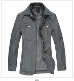 Men's Printemps/Automne Fashion Wind-Proof VESTE DÉCONTRACTÉE