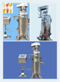 Hongji 3液体の液体の固体分離器のための段階GFのタイプ管状の遠心分離機機械