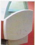 De draagbare Diepvriezer van de Opslag van de Vertoning van het Roomijs met 6 Platen van het Roestvrij staal