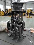 Drehendes Protokoll halten Bauholz-Zupacken für Exkavator Dx140 fest