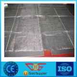 Bloqueo UV de alta calidad tejida PP Geotextile 80g/m2 para el limo valla