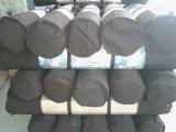 Colchón hecho punto de gama alta de la espuma de la memoria de Visco de la compresa del vacío de la tela