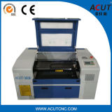 Cuero de acrílico de 80W Mini CNC grabadora láser de CO2 de madera