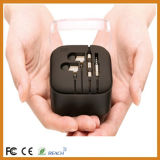 Профессиональный наушник для мобильного телефона Earbud для связанного проволокой TV в-Уха нот