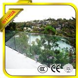 Prezzo di vetro laminato di alta qualità 8mm dalla Cina