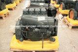 El aire refrescó el motor diesel F4l912, motor de 4 movimientos para el uso del compresor (maquinaria de construcción)