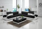 Sofà d'angolo moderno della villa di G8002b di disegno di lusso della mobilia