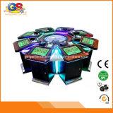 Jackpot Poker Table Se utiliza juegos de azar Gabinete de madera Patin un casino Ruleta
