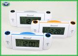 Indoor Temperatureの投射Alarm Clock