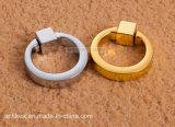 食器棚のドアハンドル、引出しの引き、円の振動Handshandle、Al5042