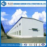 鉄骨構造の倉庫のプレハブの適用範囲が広いデザイン