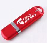Disco instantâneo do USB do plástico popular dos presentes do negócio
