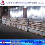 strato del piatto dell'alluminio 6060 7075 2024 nella superficie del laminatoio con qualsiasi formato