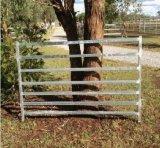 頑丈な6rails馬の塀