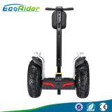 Plus défunt Ecorider E8 outre de l'individu de route équilibrant le scooter électrique